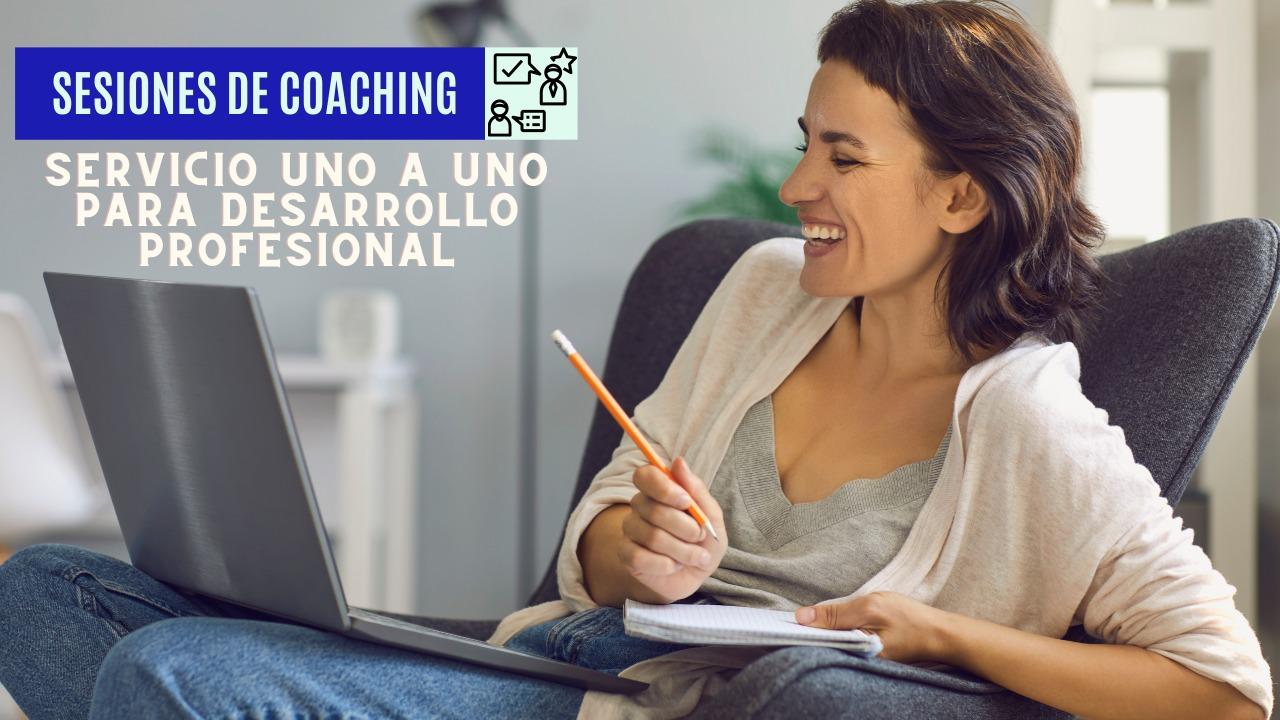 sesiones de coaching